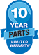 10 Year Parts Warranty on Air Conditioning Unit in Green Bay, WI