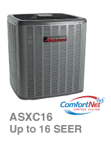 Amana Air Conditioner Model ASXC16 in Green Bay, WI