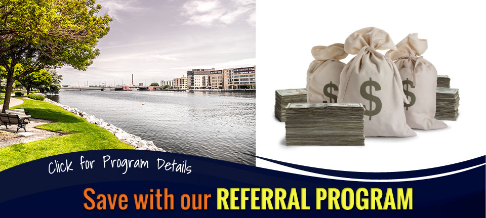 Save Money with Our Referral Program Furnace and Air Conditioning Specialist in Green Bay, WI