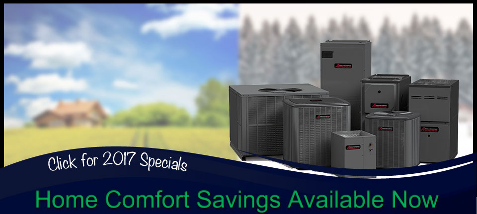 Air Conditioning and Furnace Specials in Green Bay, WI
